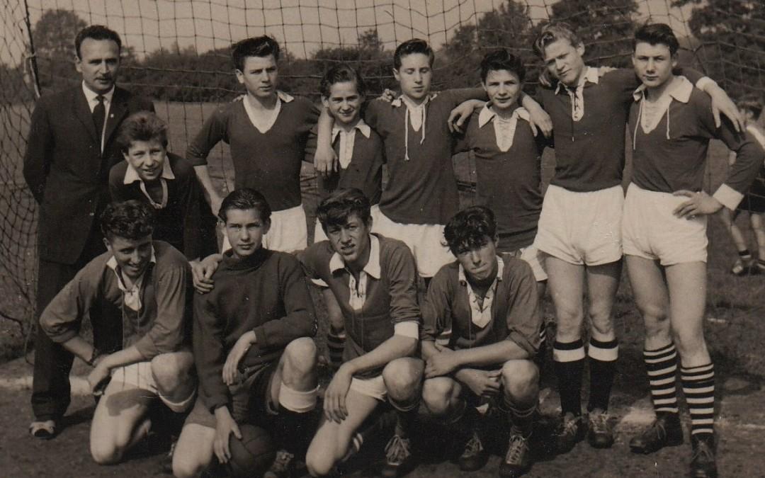 1961 AB Jugend Trainer Josef Anton auch Schirri