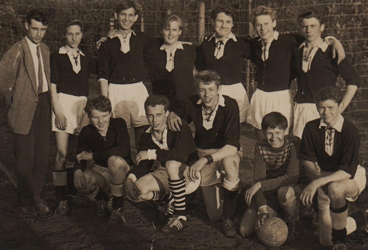1 Spiel AB Jugend 1960